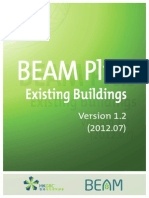 BEAM Plus Existed Bldg Marked