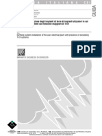 CEI 11-37 Del 07-2003 II-ed (Guida Impianti Di Terra II e III Categoria)