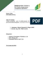 Parametros Para Cria Artificial de Mosca de La Fruta Anastrepha Fraterculus