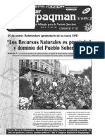 Revista Conosur Ñawpaqman 132