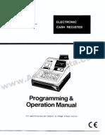 Sam4s ER-4615 User Manual
