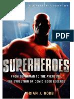 History Superheroes