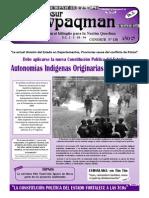 Revista Conosur Ñawpaqman 138