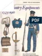 (Osprey) Men-At-Arms 214 - U S Infantry Equipments 1774 - 1910 (By Mr Scanbot 2000)