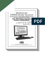 Crm a Sample