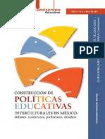 Construcción de Políticas Educativas Interculturales