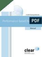 Clear Pb Manual