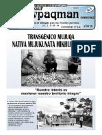 Revista Conosur Ñawpaqman 141