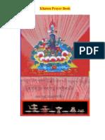Khaton Prayer Book