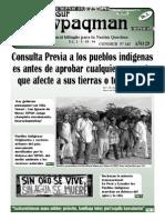 Revista Conosur Ñawpaqman 143