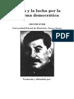 Stalin_y La Lucha Por La Reforma Democratica
