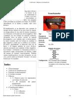 Transformador - Wikipedia, la enciclopedia libre.pdf