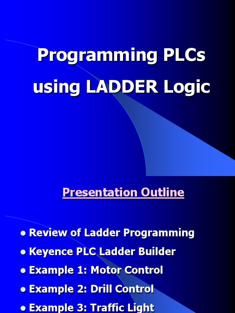 PLC Tutorial | Programmable Logic Controller | Relay