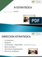 Spbr Direccion Estrategica Mayo 2014