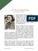 Juby Bustamante
