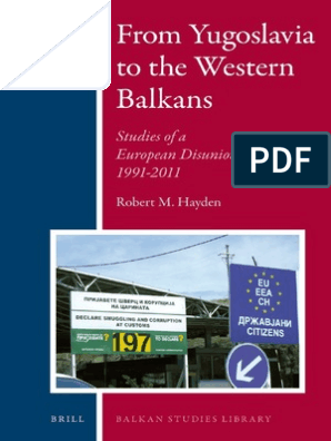 From Yugoslavia to the Western Balkans | Socialist Federal