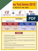 718396394Online Test Series