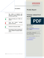 Vietnam Animal Feed Weekly Report April 17-23 2014