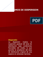 Mecanismos de Dispersion Parte 1