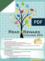 Beyond Borders Rewards Catalogue 2014
