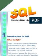 SQL ppt