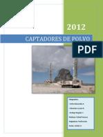 Informe Captadores de Polvo