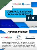 Comercio Exterior Para No Expertos