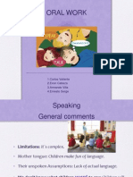 Presentación (Young Learners -2014