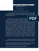 A Desobediência Civil.docx