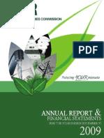 RIC Annual Report 2009