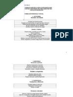 Bcep. Contenidos Curriculares Semestral Int 2014