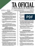 Direcciones de La Sundde Gaceta Oficial Nº 40419