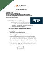 - Pauta Referencial Examen,Mat 170,