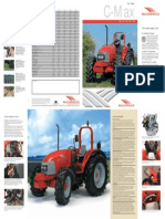 McCormick C-Max Tractors