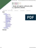 Curso de italiano – Grados del adjetivo calificativo (II)_ superlativo relativo y superlativo absoluto.pdf