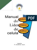 Manual Do Lider de Celula