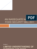 Critique+of+National+Food+Security+Bill