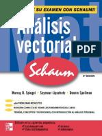 Analisis Vectorial - Murray Spiegel (Coleccion SCHAUM) - Segunda Edicion