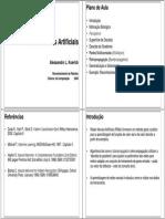 4 RedesNeurais RecPad 2008 4p