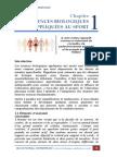 ABC DU FOOTBALL CONTEMPORAIN 1 Partie Science Biologique Appliquée