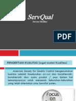 Serv Qual