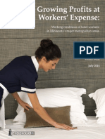 Growing Profits at Workers' Expense