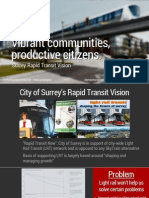 Vibrant Communities, Productive Citizens