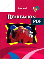 Manual de Recreacion