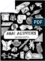 Arvind Gupta Aha Activities