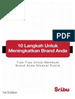 E-Book 10 Langkah Brand