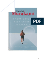 Haruki Murakami - O Cemu Govorim Kada Govorim o Trcanju