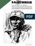 Der SA-Führer - Heft Nr. 07 - September 1936