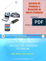 SEMANA 4-Gerencia de Productos y Desarrollo de Nuevos Productos.