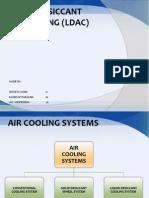 Liquid Desiccant Cooling System